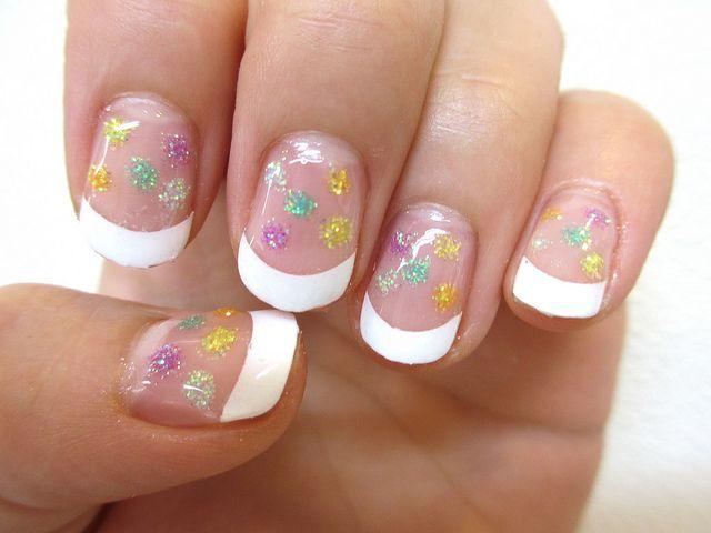 gel nail チッピ french pop* nail / kayo