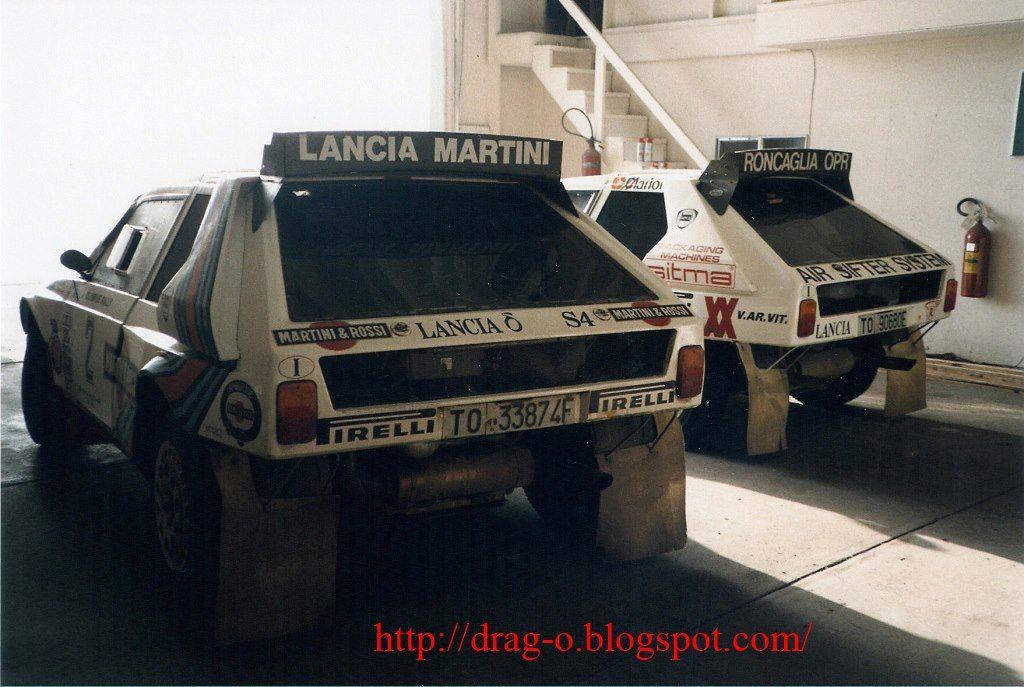 """Lancia """"Martini Racing"""""""