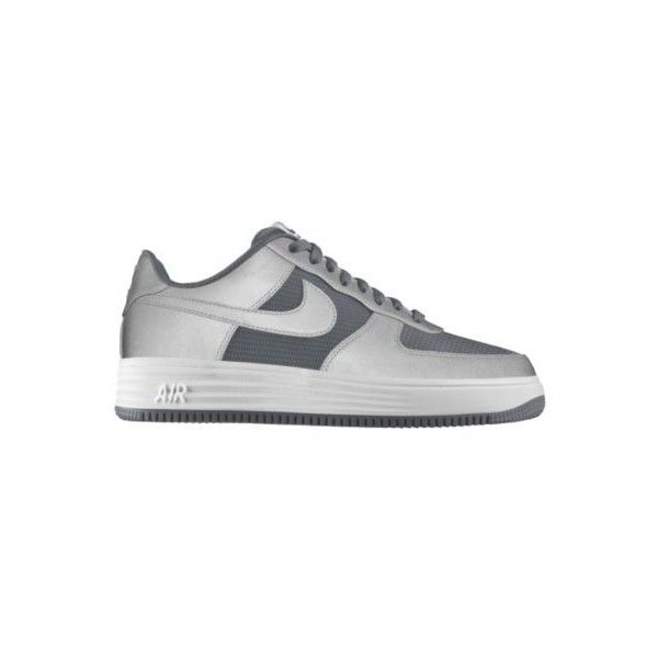 more photos e204d a7708 Nike Air Force 1 Low Premium iD Custom Womens Shoes - Grey, 5.5 (190