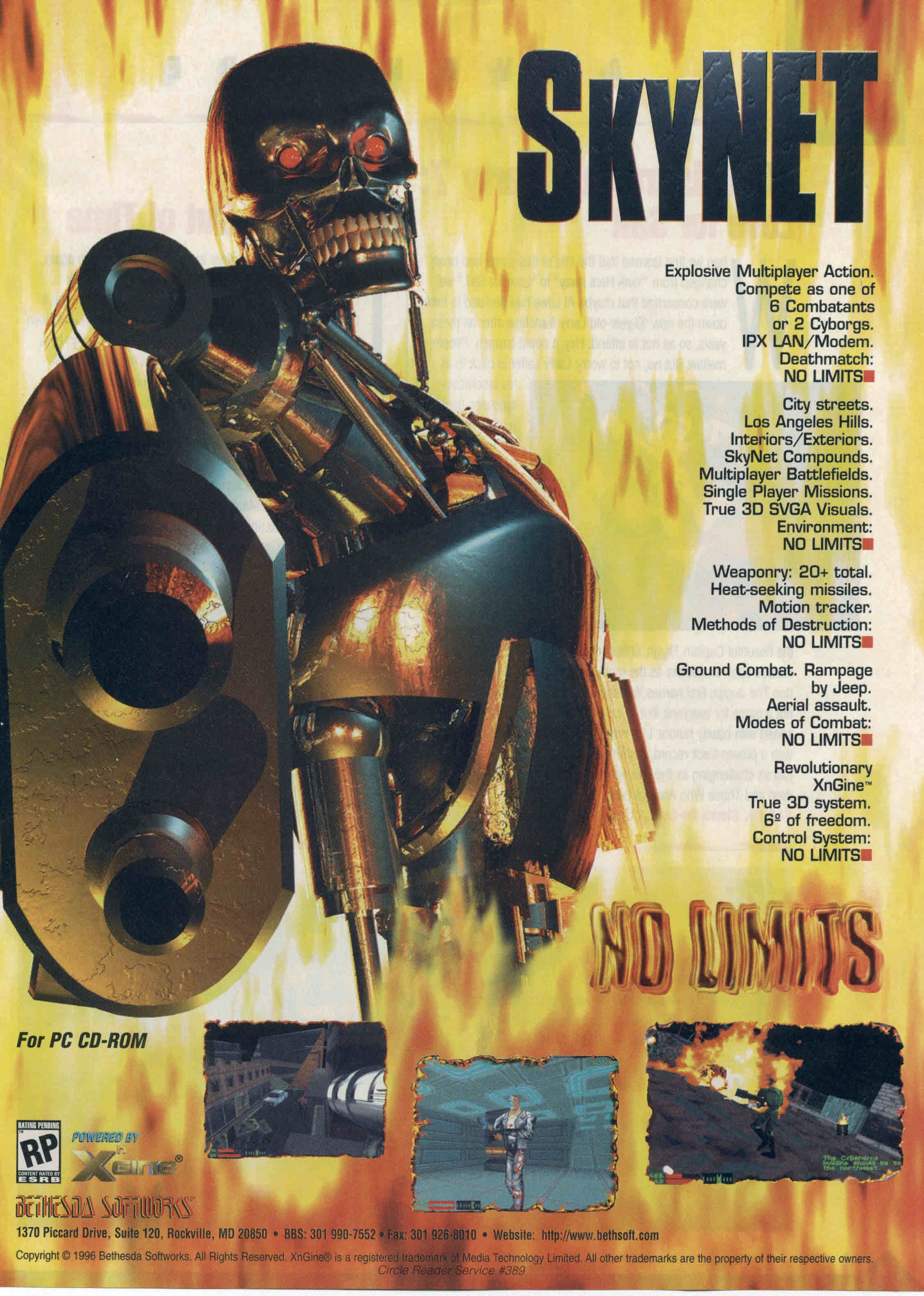 Terminator, Old commercials, Alternative movie