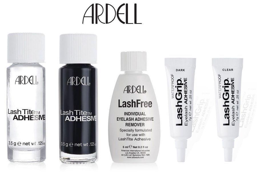 Ardell Strong Eyelash Lashgrip Lashtite Adhesive Waterproof False