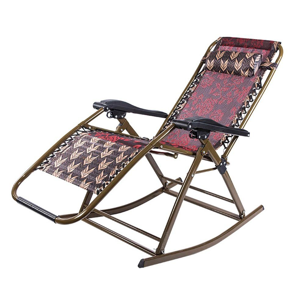 Best Zxqz Rocking Chair Bedroom Home Recliner *D*Lt Foldable 400 x 300