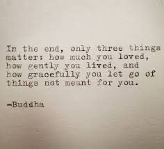 Not actually a real Buddha quote, but inspirational nevertheless.