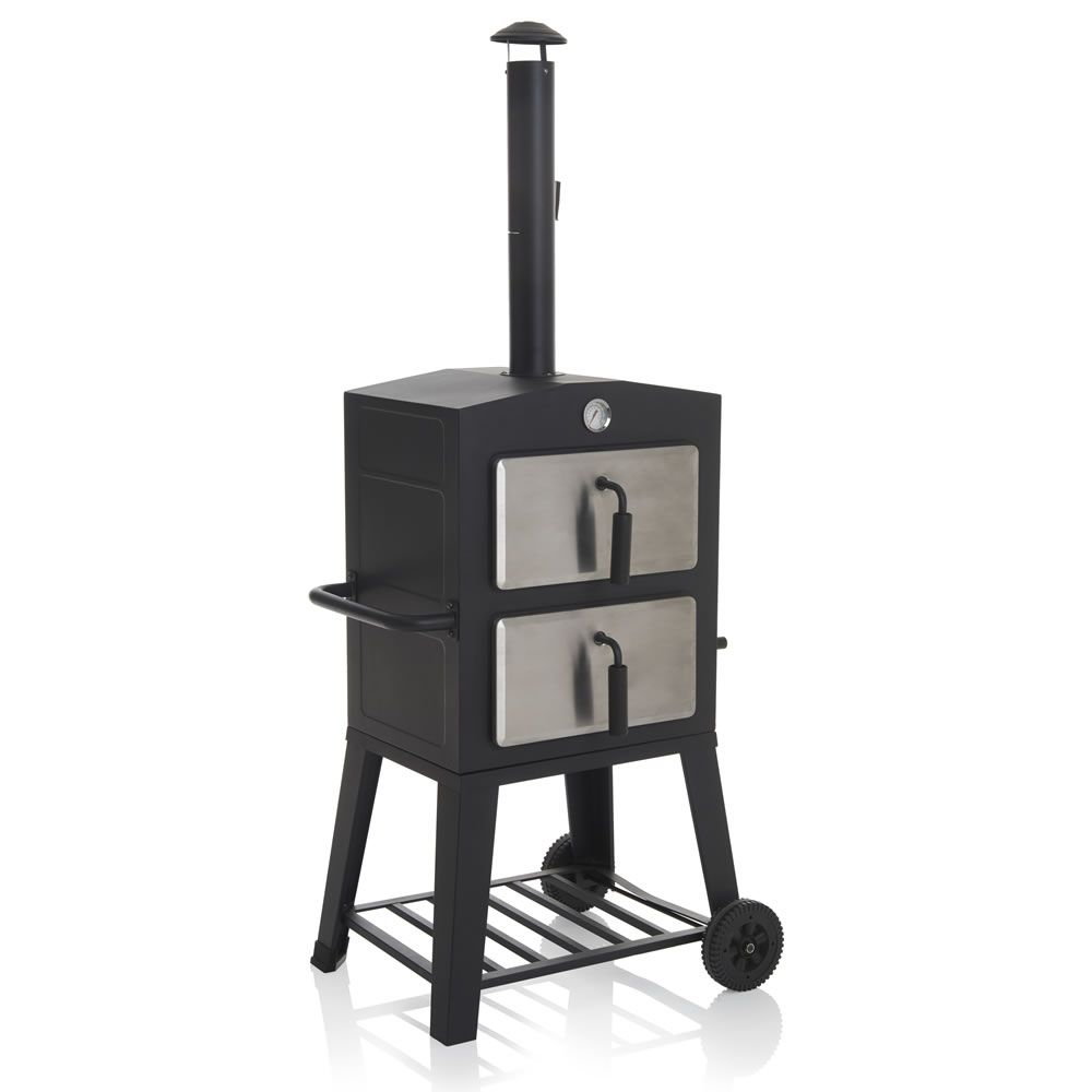 BBQ Pizza Oven Grill and Smoker | Pinterest
