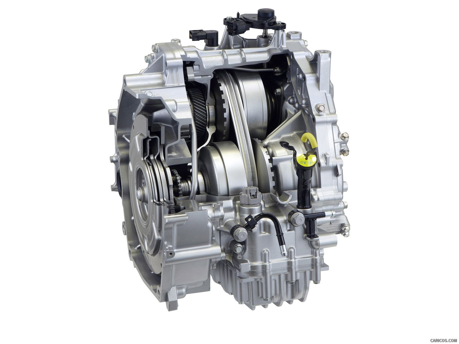 2017 Honda Cr Z Continuously Variable Transmission Cvt