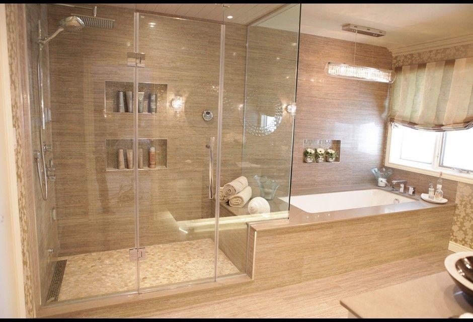 Canada. Spa Inspired BathroomBathroom ...