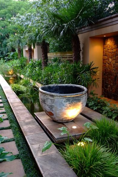 Make A Diy Drip Irrigation System Using Plastic Bottles Water Features In The Garden Beautiful Gardens Landscape Design