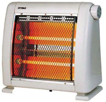 Optimus H 5210 Infrared Quartz Radiant Heater Amazon Com