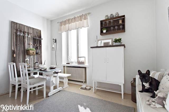 Vuokra-asunnon sisustus – katso persoonalliset ideat! | Kotivinkki. Ladonovi ja höyläpenkki, hyvät ideat.