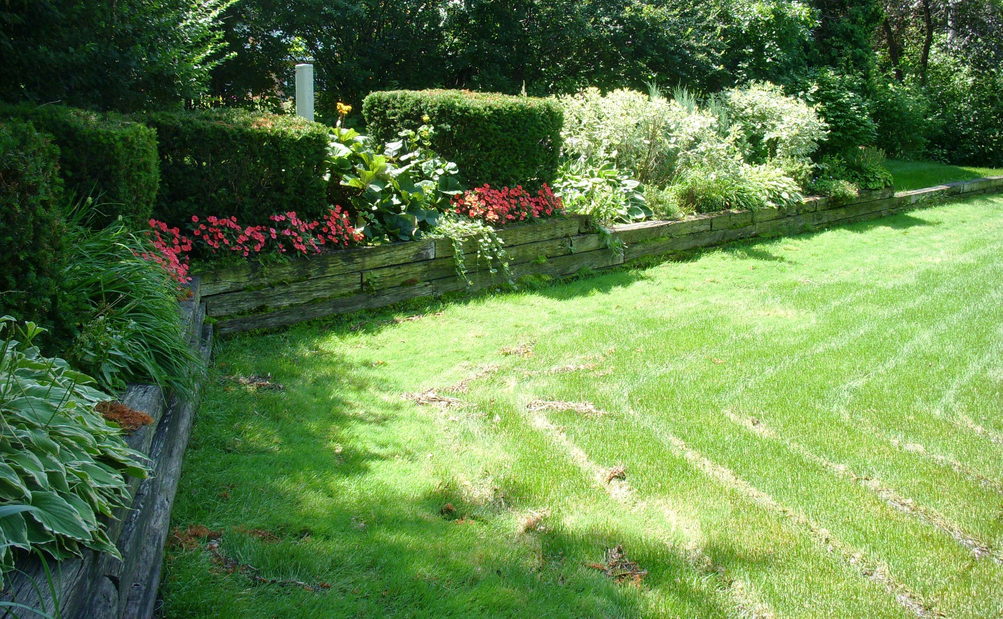 leveling out backyard with terrace - Google Search ...
