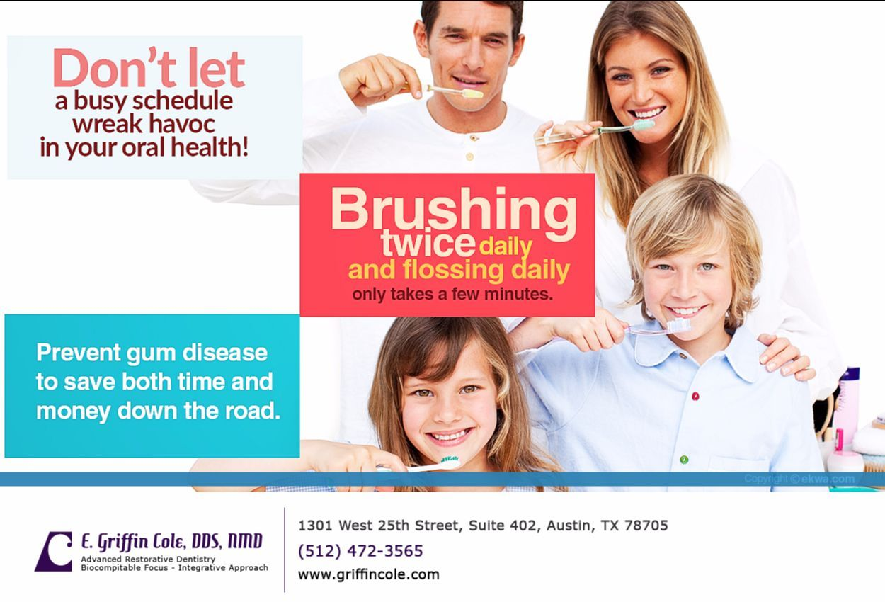 Regular dental cleanings take less than 4 hours from your