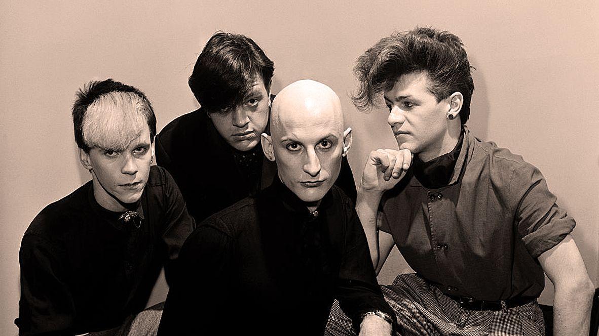 Classix Nouveaux In Concert 1982 Past Daily Soundbooth