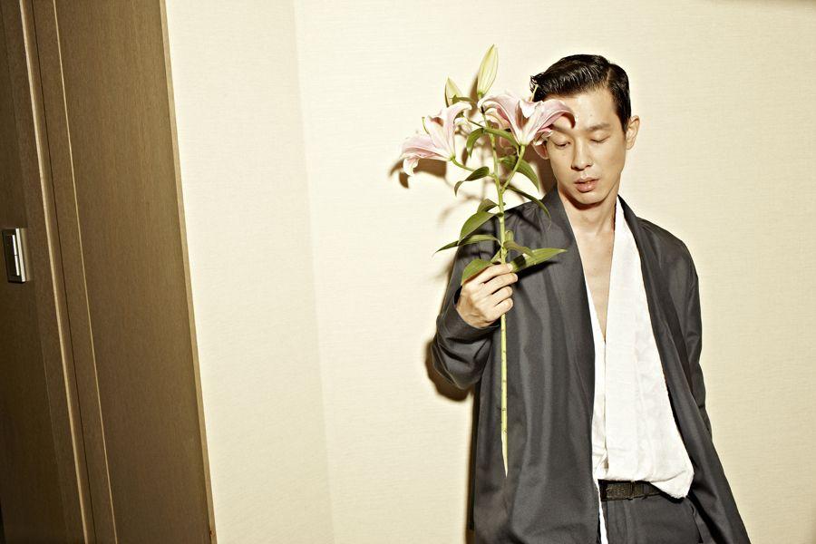 MOKENAJUNG > FASHION > GQ STYLE KASE RYO 'TOKYO OASIS' OCTOBER 12