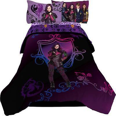 Disney Descendants Reversible Twin Comforter