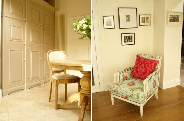 Best Farrow And Ball Shaded White Colour Case Study Modern 400 x 300
