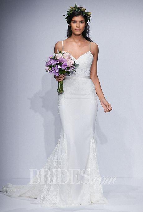 Watters - Spring 2014 - Style 52233 Katy Lace Mermaid Wedding Dress ...