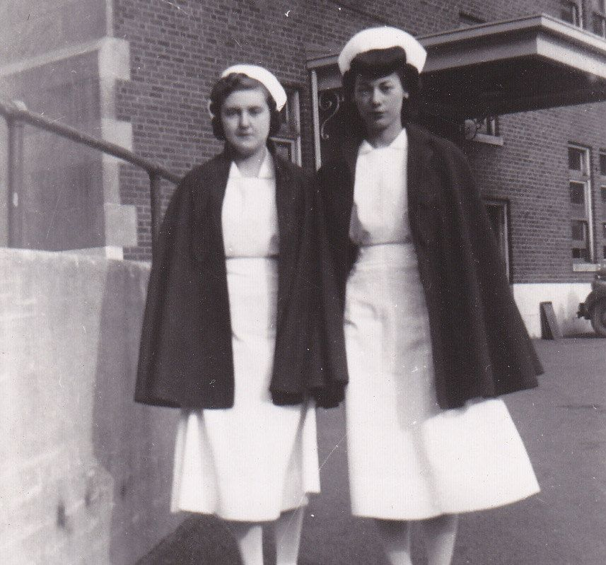 Image result for Nurses Uniform in 1940