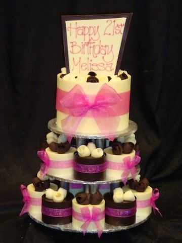 18th birthday cakes for girls Girls Cake 18th and 21st 34 18th
