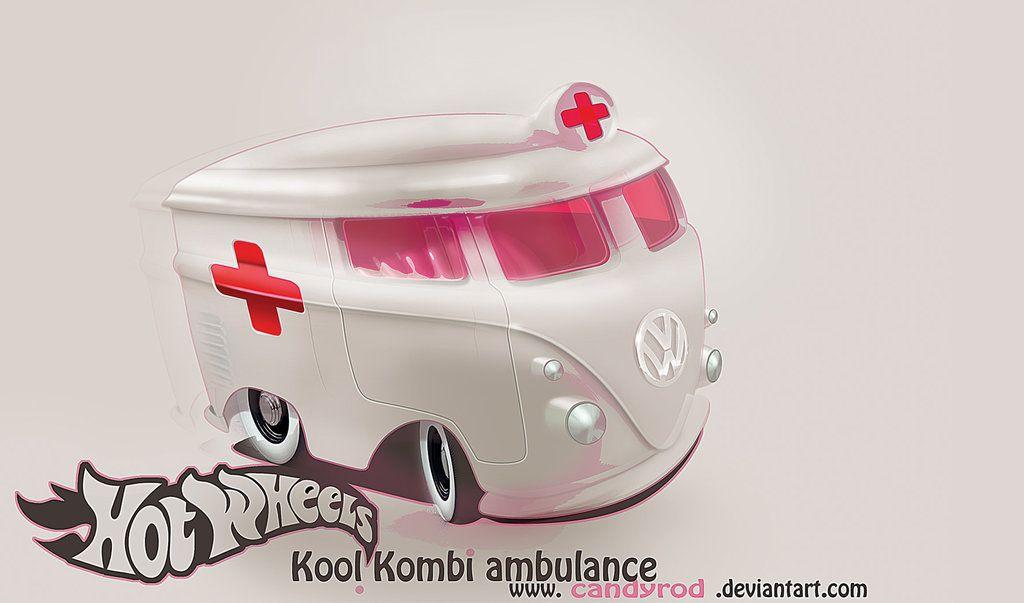 Hot Wheels volkswagen Kool Kombi by candyrod on DeviantArt