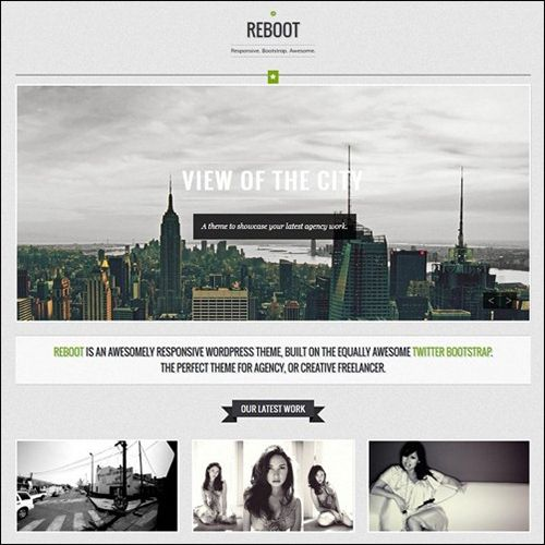 100 Best Vintage And Retro WordPress Themes | web tema | Pinterest ...