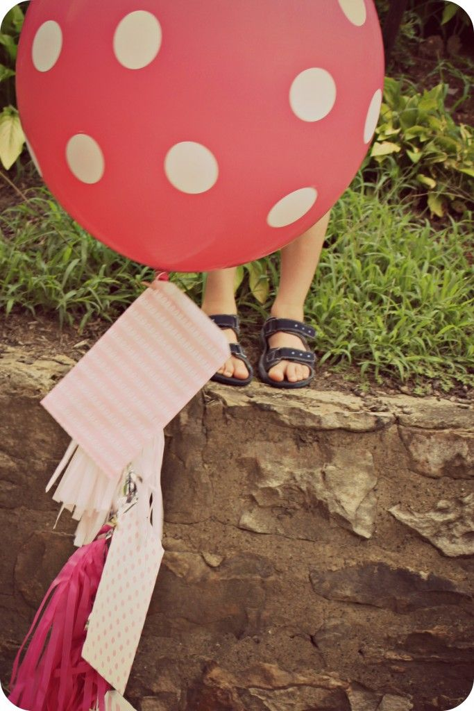 Bitty Bags and Balloons by Jenny Dixon
