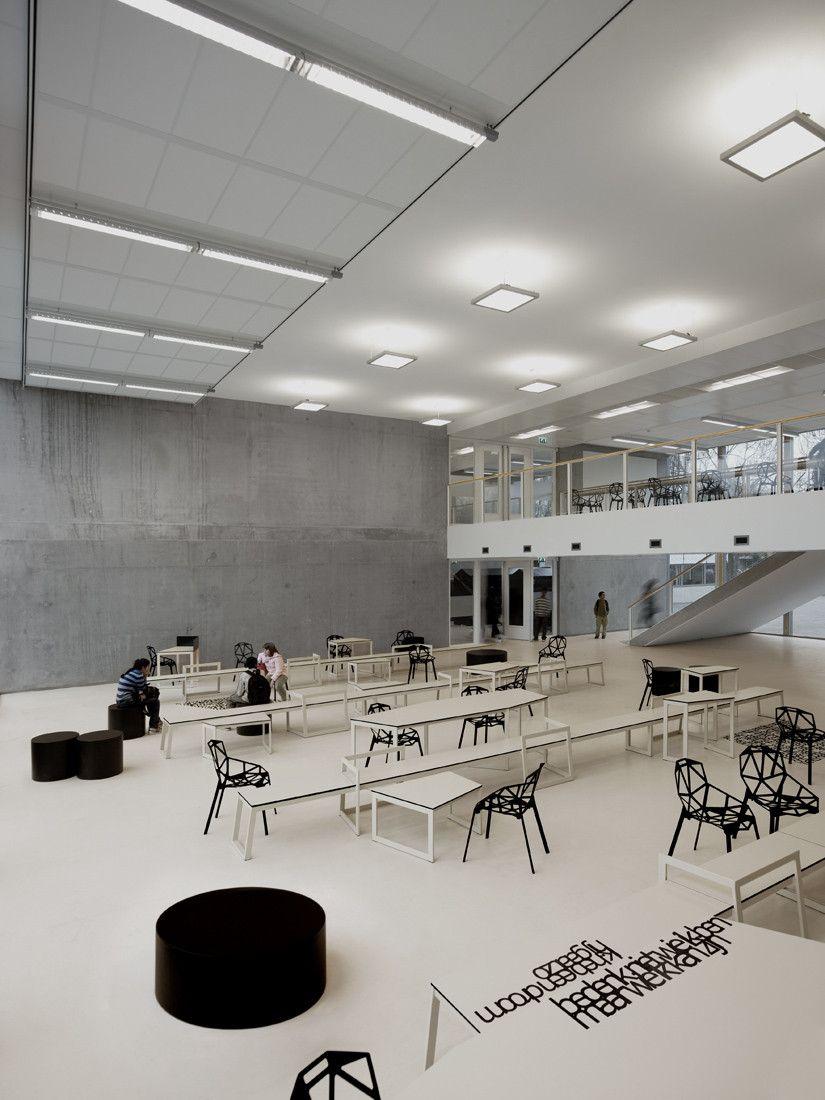 Gallery Of Panta Rhei College Interiors Snelder Architecten