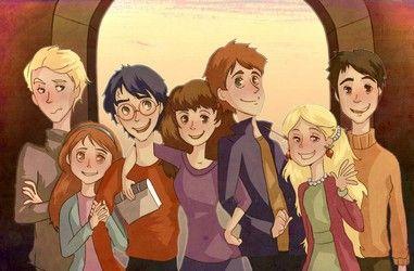 Harry Potter Fanfiction Harry Potter Selon Ses Fans Illustrations Harry Potter Personnages Harry Potter Harry Potter Fanfiction