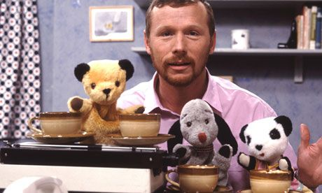 Sooty and Sweep move to new home as Richard Cadell sells