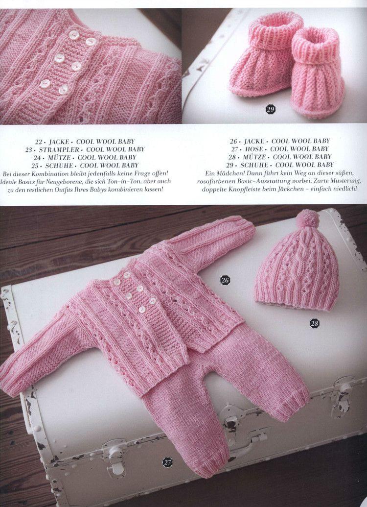 Filati Infanti №8 2013 - 轻描淡写 - 轻描淡写 | Baby | Pinterest ...