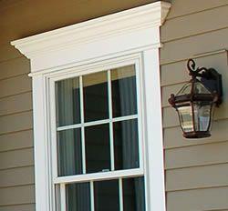 Trim Solutions Window Surround Outdoor Window Trim