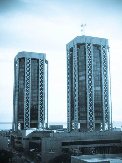 The Central Bank Of Trinidad And Tobago Is Located In Eric Williams Financial Complex