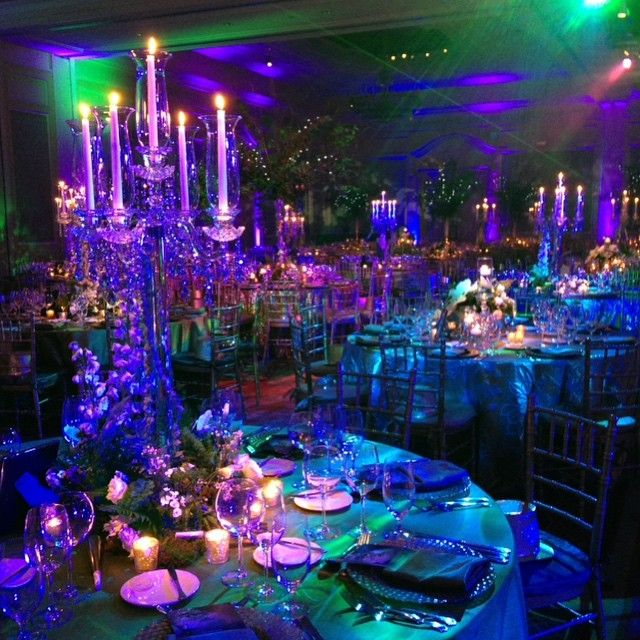 Decor Inspiration From The Breakers Fantasy Ball