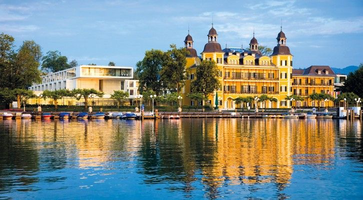Spa, Falkensteiner Schlosshotel Velden. Das Luxusresort am Wörthersee.