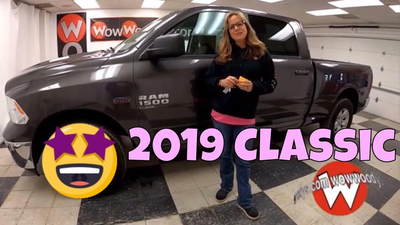 2019 Ram 1500 Classic SLT Video Walkthrough WowWoodys in