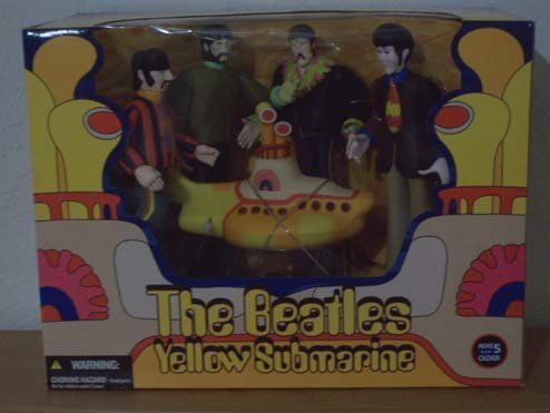 The Beatles Yellow Submarine Box Set by McFarlane Toys. $249.95. The ...
