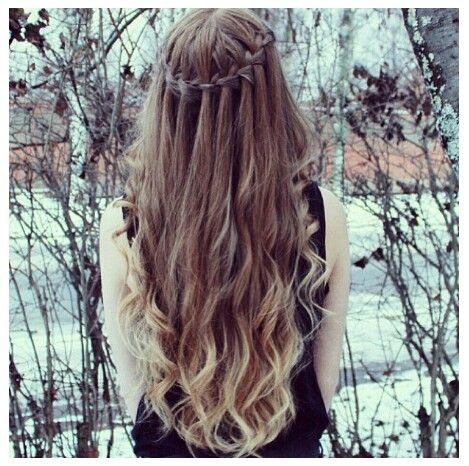I'd love to do this to my hair!