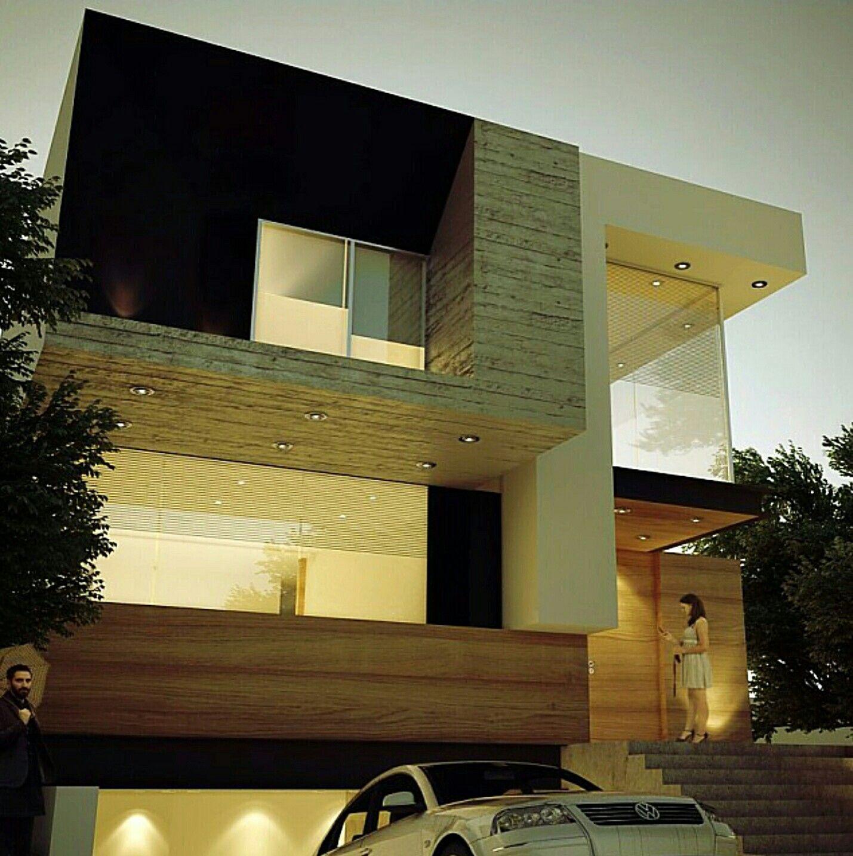 Pin von Azhar Masood auf House Elevation Modern Creato   Pinterest ...