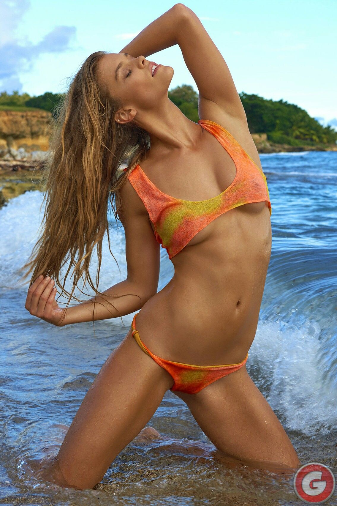 Sports Illustrated: Swimsuit Edition - Nina Agdal 16