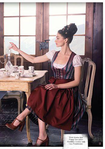 Dirndl Shop - Trachtenmode & Fashion   Julia Trentini ...