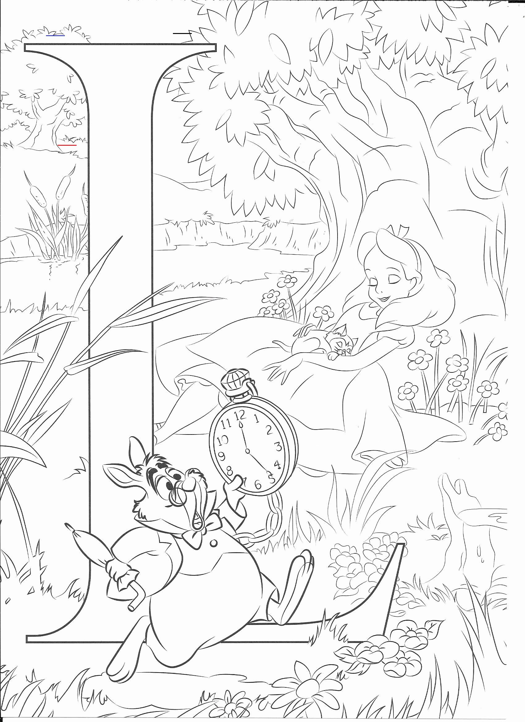 Pin By Petra Strnadova On Coloring Pages Disney Alphabet Disney Coloring Pages Alphabet Coloring Pages [ 2338 x 1700 Pixel ]