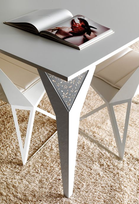 Stylish Dining Tables Original Table Design Drop By Esedra