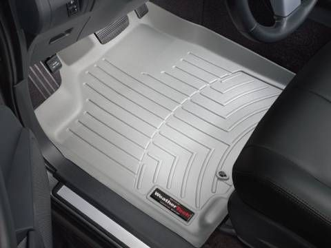 weathertech extreme duty floor liners- tan for 2007 yukon xl