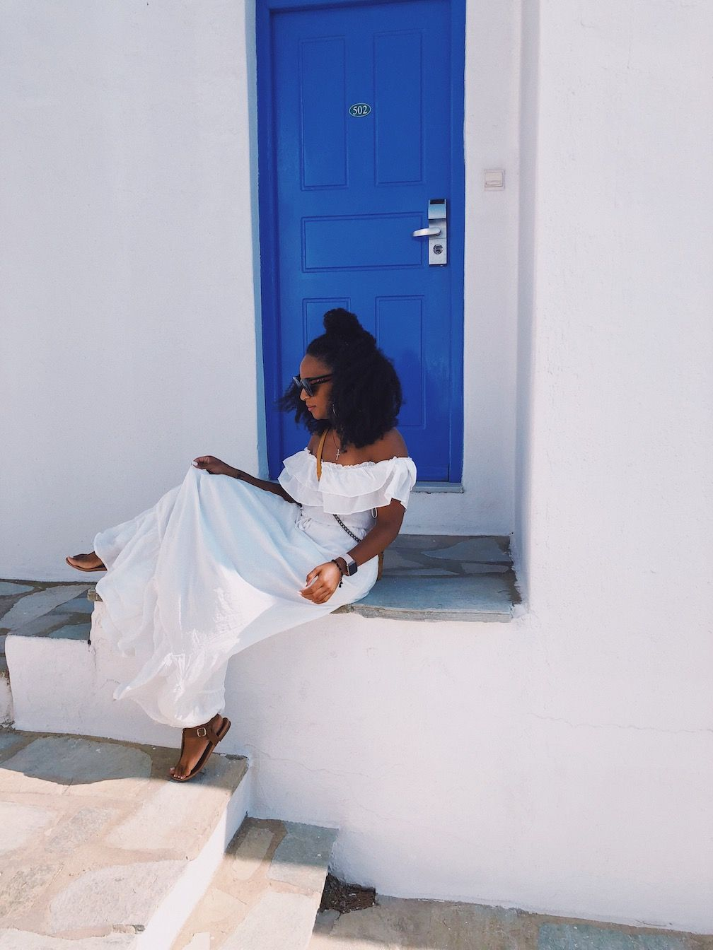 The Black Lady's Travel Guide For Visiting Greece #visitgreece