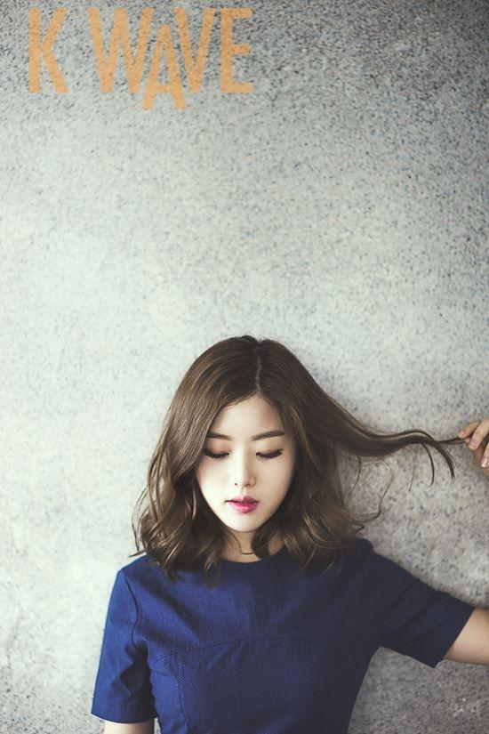 Short Shoulder Haircut Korean