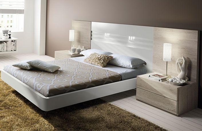 Dormitorio moderno nature blanco | Interesting Pins | Pinterest ...