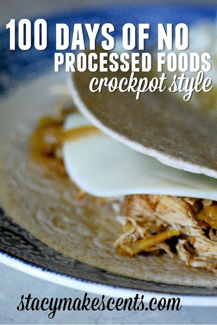 100 days of no processed meals crock pot style crock pot food forumfinder Gallery