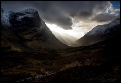 The Darkest Valley Psalms First Knight Psalm 23