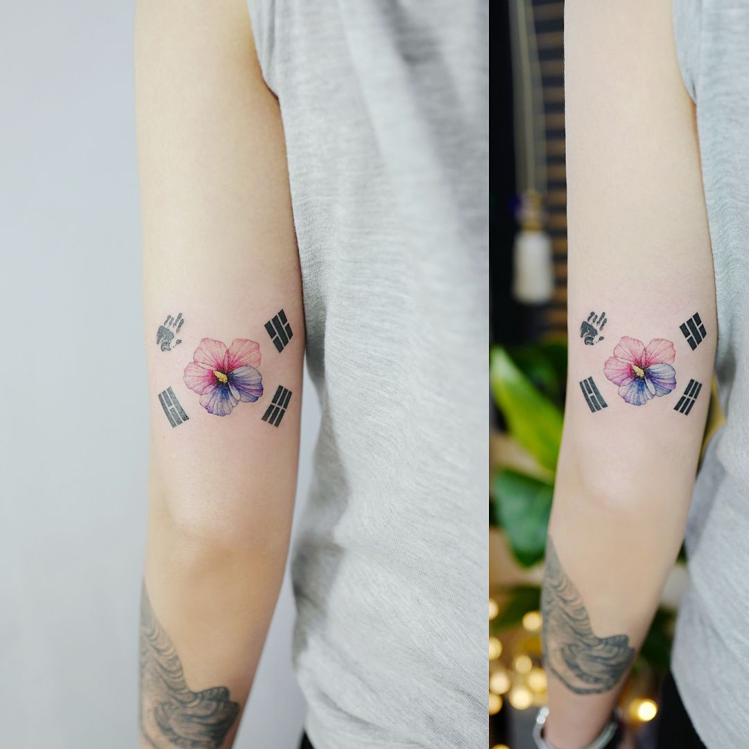 Tattooist Banul At Tattooistbanul On Instagram Korean