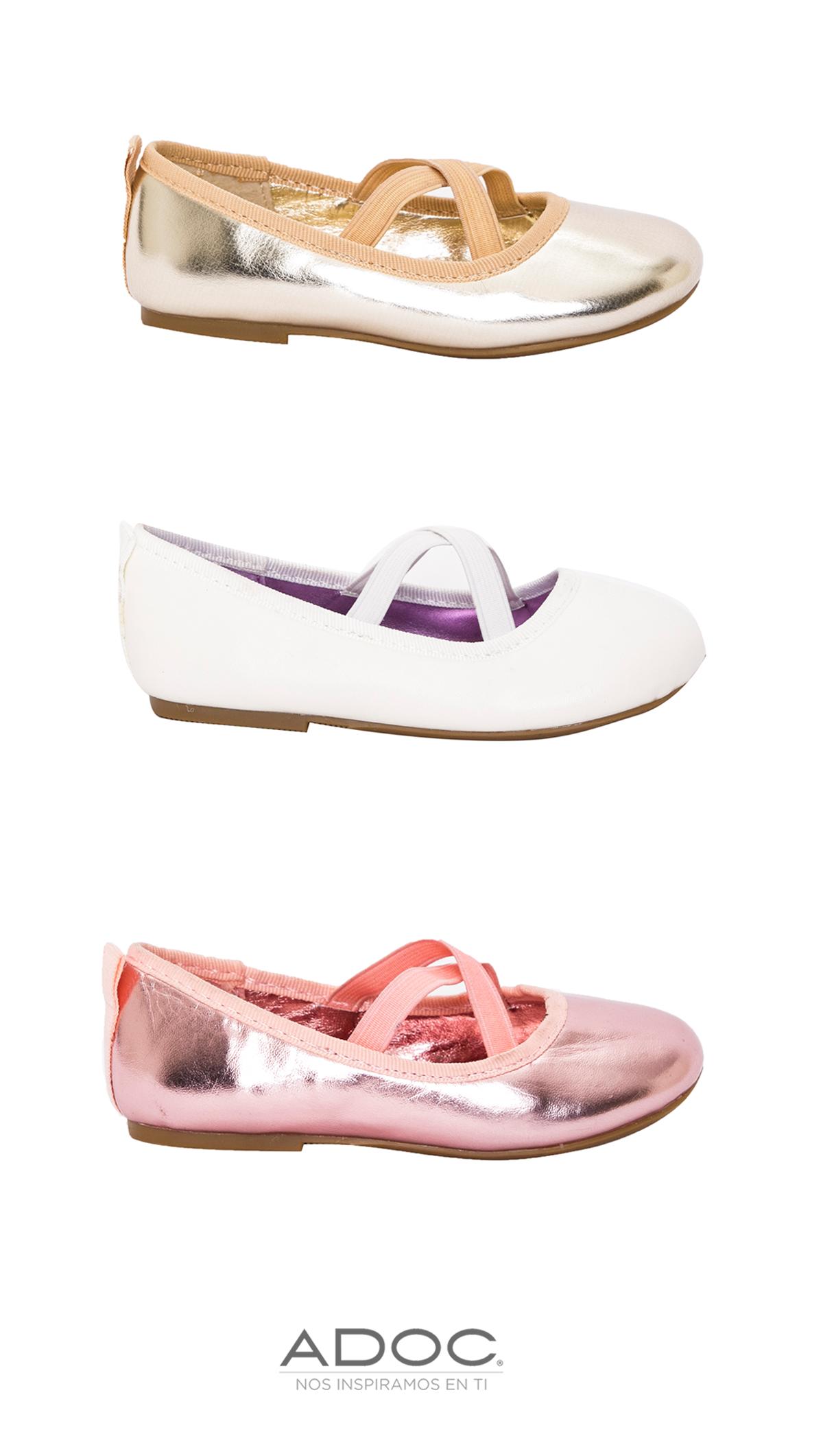 289d94885af Zapatos Leviz para niña disponibles en tiendas ADOC de Centroamérica.  Tallas disponibles de la 5-10