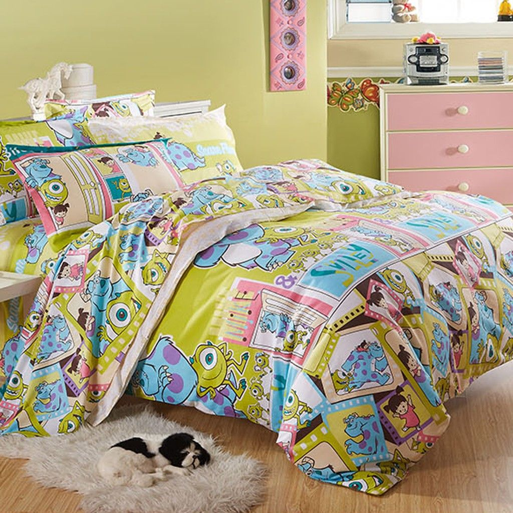 Share This Page With Others And Get 10 Off Monsters Inc Bedding